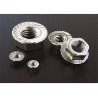 China High Performance Hex Head Nuts Powder Coating Surface Treatment For Machine wholesale