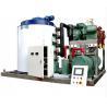 China 8Ton por la máquina de hielo de la escama del día para la preservación de los mariscos, enfriamiento concreto wholesale