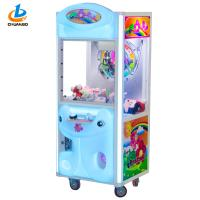 Electric Mini Crane Game Machine OEM ODM Service Cute Cartoon Design