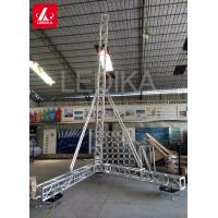 China Concert Equipment Audio Hanging Line Array Speaker Truss For Event / Wedding wholesale