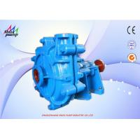 China Dirty Water Heavy Duty Slurry Pump ,  Multi-Stage Cement Hydraulic Sewage Pump wholesale
