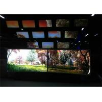 China 110inch curved Touch Large Screen Built with Win 8 System 10 Points Touch LCD wholesale