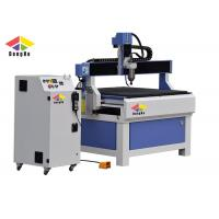 China Small CNC Wood Router Machine , Hobby CNC Milling Machine Easy Operate wholesale