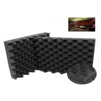 China Egg Crate Sound Absorption Acoustic Foam*soundproof sponge 2000(L)x1000(W)x15-90(T)MM on sale