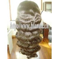 China Body Weave European Remy Hair Full Lace Wigs in 20 Inch on sale