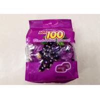 China Jelly Soft Candy Snack Food Packaging Bags Eco Friendly Customized Size / Color wholesale