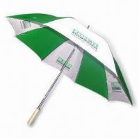 China 30 Inches Golf Umbrella with Double Ribs wholesale