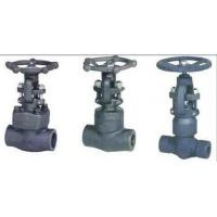 China Screwed End Stainless Steel Globe Valve UK 1/2 Under 150lbs ~ 800lbs Pressure wholesale