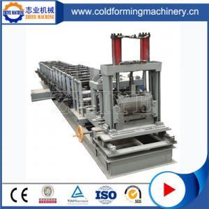 China Cangzhou High Speed Aluminium Z Purlin Manufacturing Machinery wholesale