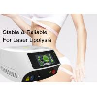 Non Invasive Lipo Laser Fat Reduction Machine Needle Free No Side Effects