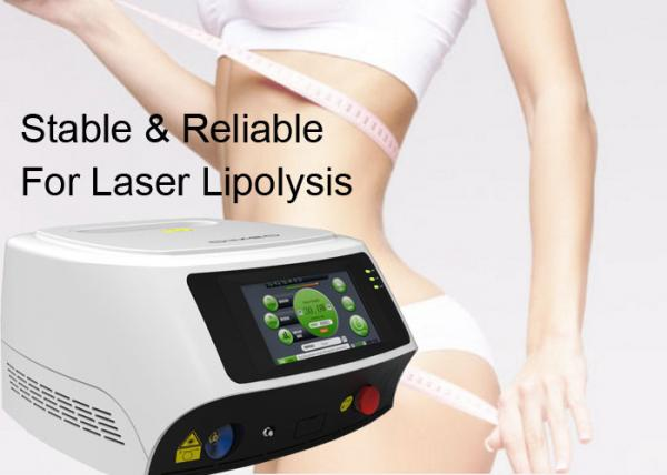 Quality Non Invasive Lipo Laser Fat Reduction Machine Needle Free No Side Effects for sale