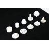 China Medical Plastic Injection Molding , Automotive Injection Molding Part Over Moulding wholesale