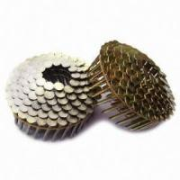 China coil roofing nails on sale