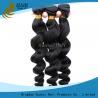 China El pelo atractivo de Remy del indio de la Virgen ningún vertimiento, pelo rizado indio no lía ningún grado de enredo 7A wholesale
