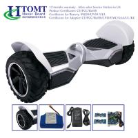 China Bluetooth Smart Balance Off Road Segway Hoverboard Fat Tire Self Balancing Scooter Electric Skateboard wholesale