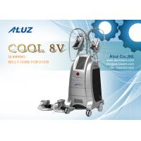 Cryo Cavi Shape Cryoliposis Cavitation Lipo Laser Fat Removal Machine For Body Sculpting