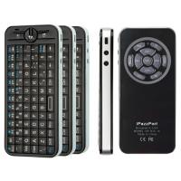 China New fly/air mouse Mini Wireless Keyboard With 2 mode learning IR remote on sale
