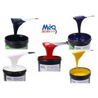 China Excellent Adhesive Water Based Ink , Water Based Screen Printing Ink For Fabric wholesale