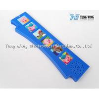 China Talking Sound Board Book Push Button Sound Module For Children / Kids / Babies wholesale