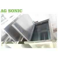 China CE Stainless Steel Soak Tank 193L Capacity Clean Carbon Fog Fats Oils / Grease wholesale