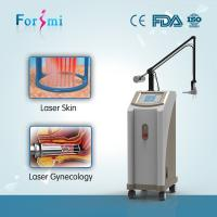 China 30W RF galss tube Fractional CO2 laser  Machines to professinal scar removal wholesale