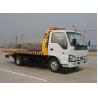 China 7280mmx2300mmx2340mm Breakdown Recovery Truck, road wrecker and Breakdown truck XZJ5071TQZ wholesale