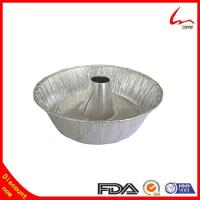 China Round Oven Use Angle Cake Pan Aluminum Foil Cake Tary For Baking on sale
