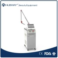Beauty Device Tattoo Remove skin whitening q switch nd yag laser vertical with 1000w