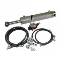 Buy cheap EU standard single stage double acting hydraulic cylinder manufacturer from wholesalers