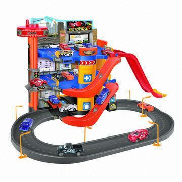 City Garage Play Toy Images