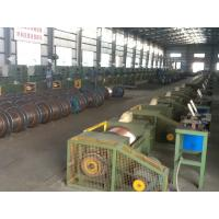 China Flux Cored Welding Wire Machine Automatic Production Line PLC Control on sale