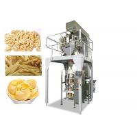 Buy cheap Multi-Function Small Scale Packaging Machine For Popcorn / Sugar / Crisps / Peanut from wholesalers