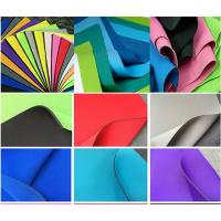 China Environment SBR Neoprene , Smooth Skin SBR Rubber Sheet For Sports wholesale