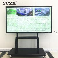 China Ultra HD 4K Infrared Touch Screen Monitor , Smart Board Interactive Display wholesale