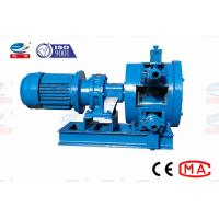 China Mortar Conveying Peristaltic Industrial Hose Pump Cements Praying wholesale