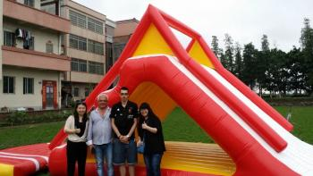 Guangzhou U-Rides Inflatable Factory