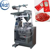 China Cooking Oil Juice Packaging Machine Automatic Liquid Filling For Water wholesale