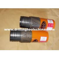 China Synthetic Steel Diamond Reaming Shell BQ BQ3 60 mm Hole For Core Drilling wholesale