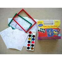 China Educational Toy--Paint by Number wholesale