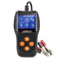 China KONNWEI KW600 Battery Charger With Load Tester 11 Languages  For All 12V Cars on sale