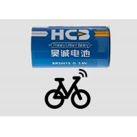 Buy cheap 19000mAh ER34615 Non-Rechargeable Primary 600mA Pulse Lithium Thionyl Chloride Batteries from wholesalers