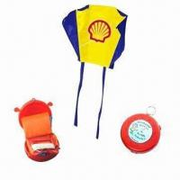 China Promotional kites, made of polyester wholesale