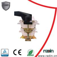 China 125A-1600A Manual Transfer Switch Changover Load Isolator CCC RoHS Approved wholesale