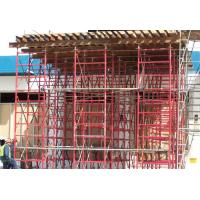 China Telescopic Main beam Slab formwork system With Adjustable Prop Table Formwork on sale
