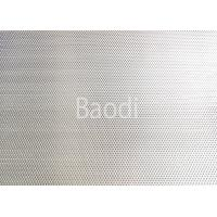 China Decorative Architecture Punching Sheet Metal Carbon Steel With 0.8mm - 25mm Hole wholesale