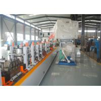 Buy cheap High Speed TIG Welded Tube Mill , Industrial Pipe Milling Machine from wholesalers