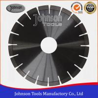 China No Noise Diamond Stone Cutting Blades Various Size For Marble / Sandstone wholesale