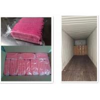 China Non - Woven Mob Disposable Surgical Caps 21 Inch With Single / Double Band wholesale