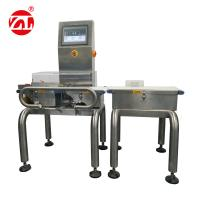 "China Siemens PLC And 7"" Touch Screen Check Weigher For Various Products wholesale"