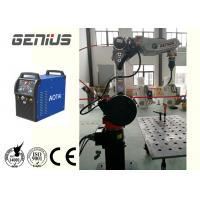 China Car Frame CO2 Welding Robot , Robotic Welding Automation Mag Simple Operation wholesale